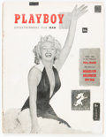 Magazines:Miscellaneous, Playboy #1 (HMH Publishing, 1953) Condition: FR/GD....