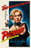 "Movie Posters:Bad Girl, Pickup (Columbia, 1951). One Sheet (27"" X 41"").. ..."