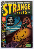 Golden Age (1938-1955):Horror, Strange Tales #22 (Atlas, 1953) Condition: FN+....