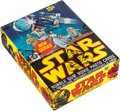Non-Sport Cards:Unopened Packs/Display Boxes, 1977 O-Pee Chee Star Wars Series 2 Wax Box With 36 Unopened Packs....