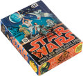 Non-Sport Cards:Unopened Packs/Display Boxes, 1977 O-Pee Chee Star Wars Series 1 Wax Box With 36 Unopened Packs. ...