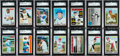 Baseball Cards:Sets, 1970 Topps Baseball Extremely High Grade Complete Set (720). ...