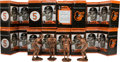 Baseball Collectibles:Others, Circa 2015 Replica Statues in Original Packaging Lot of 24 from TheBrooks Robinson Collection....