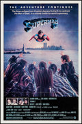 "Movie Posters:Action, Superman II & Others Lot (Warner Brothers, 1981). One Sheets(3) (26.75"" X 39.5"", 27"" X 41""). Action.. ... (Total: 3 Items)"