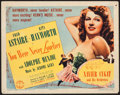"""Movie Posters:Musical, You Were Never Lovelier (Columbia, 1942). Title Lobby Card (11"""" X 14""""). Musical.. ..."""