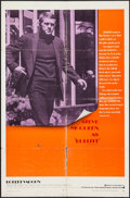 "Movie Posters:Crime, Bullitt (Warner Brothers, 1968). One Sheet (27"" X 41""). Crime.. ..."