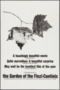"""Movie Posters:Foreign, The Garden of the Finzi-Continis & Other Lot (Cinema 5, 1971). One Sheets (2) (27"""" X 41""""). Foreign.. ... (Total: 2 Items)"""