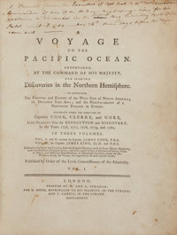 Captain James Cook and Captain James King. A Voyage to the Pacific Ocean. Undertaken, by