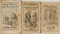 Books:Americana & American History, [Comic Almanacs]. Group of Three. Various Publishers, [1941 -1960]. . ... (Total: 3 Items)
