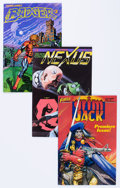 Modern Age (1980-Present):Miscellaneous, First Comics Box Lot (First, 1980s) Condition: Average VF/NM.... (Total: 2 Box Lots)