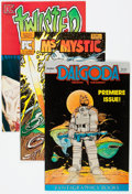Modern Age (1980-Present):Miscellaneous, Comics Books - Assorted Modern Age Comics Box Lot (Various Publishers, 1980s-90s) Condition: Average VG/FN....