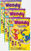 Bronze Age (1970-1979):Cartoon Character, Wendy, the Good Little Witch #88 File Copies Box Lot (Harvey, 1975)Condition: Average VF....