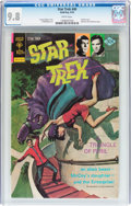 Bronze Age (1970-1979):Science Fiction, Star Trek #40 (Gold Key, 1976) CGC NM/MT 9.8 White pages....