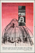 """Movie Posters:Science Fiction, Planet of the Apes (20th Century Fox, 1968). One Sheet (27"""" X 41"""").Science Fiction.. ..."""