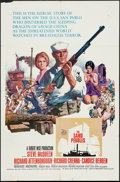 """Movie Posters:War, The Sand Pebbles (20th Century Fox, 1967). One Sheet (27"""" X 41"""").War.. ..."""