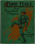 """Baseball Collectibles:Others, 1912 """"Base Ball and Base Ball Players"""" by Elwood A. Roff...."""