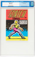 Silver Age (1956-1969):Alternative/Underground, Snatch Comics #1 Third Printing (Apex Novelties, 1968) CGC MT 10.0Off-white to white pages....