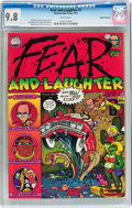 Bronze Age (1970-1979):Alternative/Underground, Fear and Laughter #1 Haight-Ashbury pedigree (Kitchen Sink, 1977) CGC NM/MT 9.8 White pages....