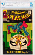 Silver Age (1956-1969):Superhero, The Amazing Spider-Man #35 (Marvel, 1966) CBCS NM+ 9.6 White pages....