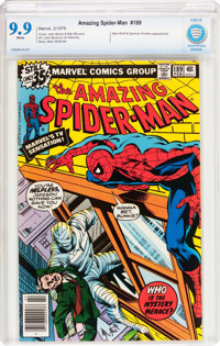 The Amazing Spider-Man #189 (Marvel, 1979) CBCS MT 9.9 White pages