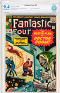 Silver Age (1956-1969):Superhero, Fantastic Four #23 (Marvel, 1964) CBCS NM 9.4 Off-white to white pages....