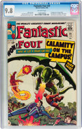 Silver Age (1956-1969):Superhero, Fantastic Four #35 (Marvel, 1965) CGC NM/MT 9.8 Off-white pages....