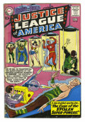 Silver Age (1956-1969):Superhero, The Brave and the Bold #30 Justice League Of America (DC, 1960)Condition: GD. Third appearance of the Justice League of Ame...
