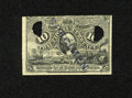 """Fractional Currency:Second Issue, Milton 2E10F.2a 10¢ Second Issue Experimental New. This scarce Experimental is rubber stamped """"SPECIMEN,"""" it also has two ha..."""
