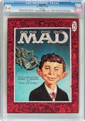 Magazines:Mad, MAD #30 (EC, 1956) CGC NM 9.4 White pages....