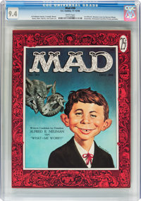 MAD #30 (EC, 1956) CGC NM 9.4 White pages