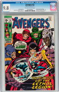 Bronze Age (1970-1979):Superhero, The Avengers #79 (Marvel, 1970) CGC NM/MT 9.8 Off-white to whitepages....