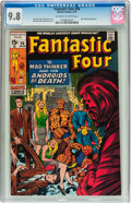 Bronze Age (1970-1979):Superhero, Fantastic Four #96 (Marvel, 1970) CGC NM/MT 9.8 Off-white to whitepages....