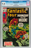 Bronze Age (1970-1979):Superhero, Fantastic Four #98 (Marvel, 1970) CGC NM/MT 9.8 Off-white pages....