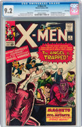 Silver Age (1956-1969):Superhero, X-Men #5 Twin Cities pedigree (Marvel, 1964) CGC NM- 9.2 Off-whiteto white pages....