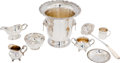 Baseball Collectibles:Others, 1960's Silver Serving Set from The Brooks Robinson Collection....