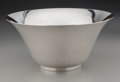 Silver Holloware, American:Bowls, A Tiffany & Co. Silver Bowl, New York, New York, circa1907-1947. Marks: TIFFANY & CO, 16667F MAKERS 10421,STERLING SILVE...