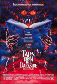 """Tales from the Darkside: The Movie & Other Lot (Paramount, 1990). One Sheet (27"""" X 40"""") & Post..."""