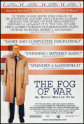 "Movie Posters:Documentary, The Fog of War & Others Lot (Sony Pictures Classics, 2003). One Sheet (27"" X 40""), New Zealand One Sheet (23.25"" X 33""), Pol... (Total: 4 Items)"