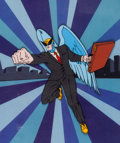 Animation Art:Limited Edition Cel, Harvey Birdman, Attorney At Law Limited Edition Cel #25/100(Cartoon Network/Adult Swim, 2000)....