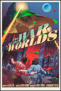 """Movie Posters:Science Fiction, The War of the Worlds by Stan & Vince (Mondo, 2015). NumberedLimited Edition Screen Print (24"""" X 36""""). Science Fict..."""