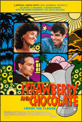 """Movie Posters:Foreign, Strawberry and Chocolate (Miramax, 1995). One Sheets (5) (27"""" X 40"""") SS. Foreign.. ... (Total: 5 Items)"""