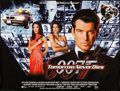 "Movie Posters:James Bond, Tomorrow Never Dies (United Artists, 1997). British Quad (30"" X40"") DS. James Bond.. ..."