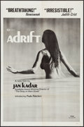 "Movie Posters:Foreign, Adrift (MPO, 1971). One Sheet (27"" X 41"") & Presskit (9.75"" X 11.75""). Foreign.. ... (Total: 2 Items)"