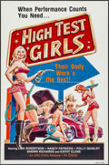 """Movie Posters:Sexploitation, High Test Girls & Others Lot (SRC Films, 1983). One Sheets (3)(27"""" X 41""""). Sexploitation.. ... (Total: 3 Items)"""