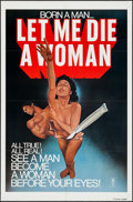 "Movie Posters:Exploitation, Let Me Die a Woman & Others Lot (Frontier Amusements, 1977).One Sheets (74) (27"" X 41""). Exploitation.. ... (Total: 74 Items)"