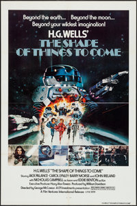 """The Shape of Things to Come & Other Lot (Film Ventures International, 1979). One Sheets (2) (27"""" X 41""""..."""