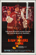 "Movie Posters:Western, For a Few Dollars More (United Artists, 1967). One Sheet (27"" X 41"") & Pressbooks (2) (8 Pages, 13"" X 18""). Western.. ... (Total: 3 Items)"