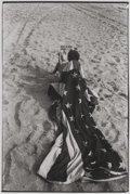 Photographs, Robert Frank (American, b. 1924). Marilyn is Dead, 1962. Gelatin silver. 14 x 11 inches (35.6 x 27.9 cm). Annotated 'Rob...