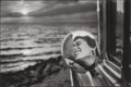 Photographs, Elliott Erwitt (American, b. 1928). Santa Monica, California, 1955. Gelatin silver, printed later. 8 x 12 inches (20.3 x...