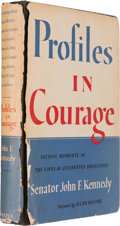 Books:Signed Editions, John F. Kennedy: Inscribed and Signed Copy of his Classic BookProfiles in Courage....